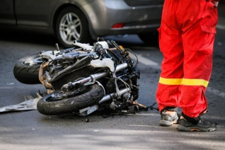 Motorcycle Accident - Victim of Motorcycle Accident